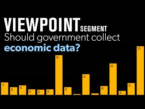 Should the government collect data on the economy and society? with Diane Schanzenbach | VIEWPOINT