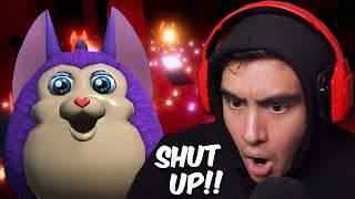 I DECIDED TO OPEN MY PRESENTS EARLY THIS YEAR & MAMA DOESN'T LIKE THAT.. | Tattletail (Full Game)