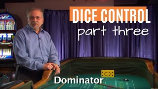 The Eight Physical Elements of Dice Control - Part 3