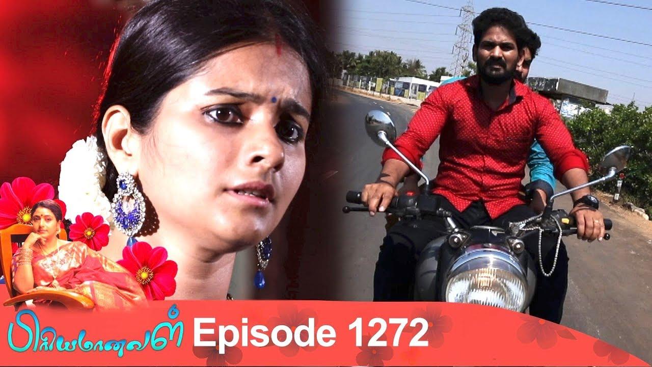 Priyamanaval Episode 1272, 21/03/19