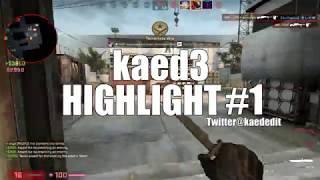 kaed3 Highlight #1[CS;GO]