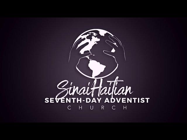 Sevis Samedi   09.04.21   Pastor Belizaire (1er) Elder Cindor Myrtil (2nd)   Sinai SDA Church