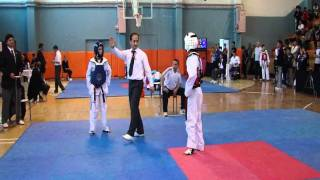 41kg Kutay Cekem - Mertcan Kelen (Turkish cadet nationality team electins 2011)