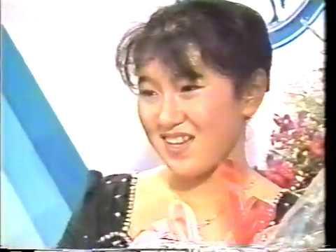 Midori Ito JPN - 1985 NHK Trophy LP