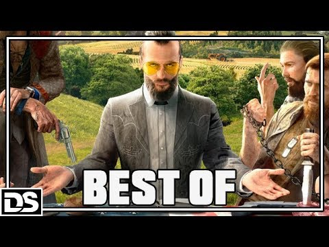 DerSorbus BEST OF Far Cry 5 Funny Moments, Fails