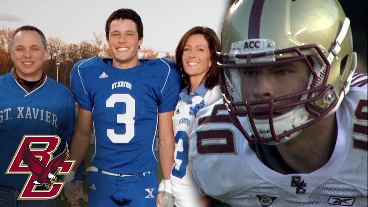 Carolina Panthers Luke Kuechly Super Bowl Bound College Feature