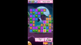 Candy Crush Saga Level 1297 no boosters