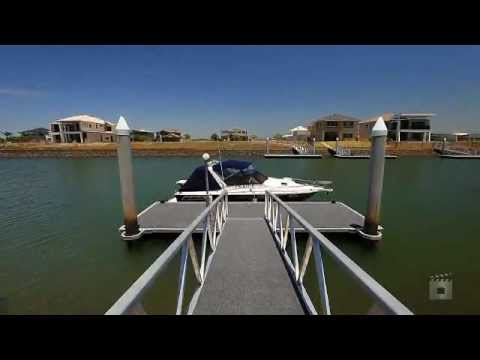Marina Pde @ Calypso Bay in Jacobs Well - (Property Film)