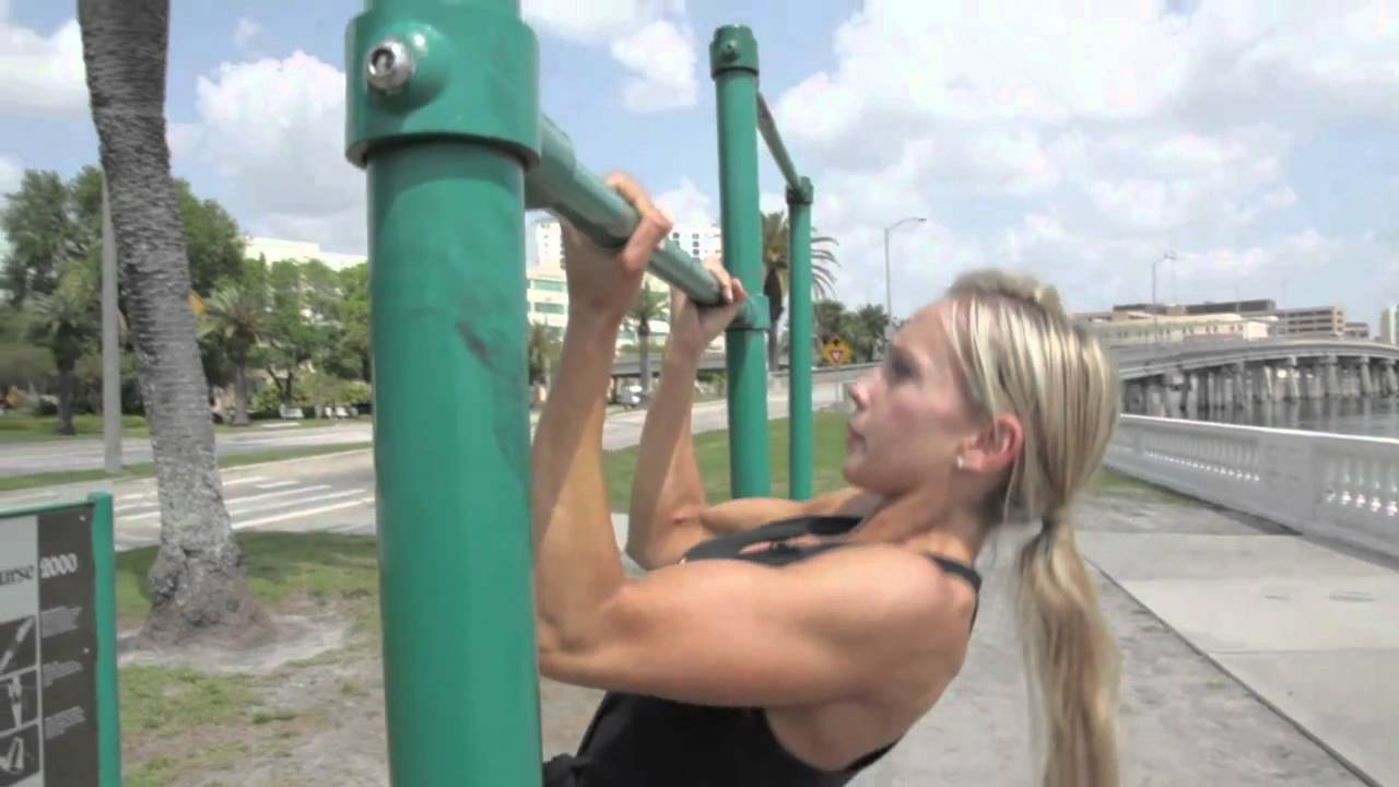 Benefits Of Pull Ups For Women — Build A Beautiful Upper