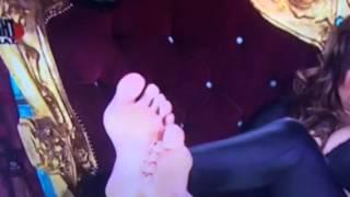 Best feet on TV