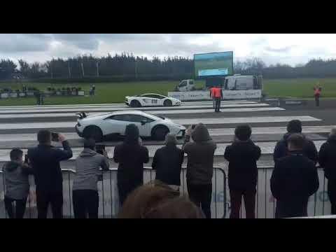 Lamborghini Aventador S Vs Lamborghini Huracan Performante