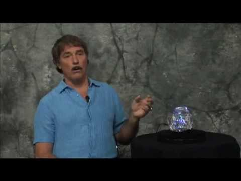 Bill Homann & the Mitchell Hedges Crystal Skull