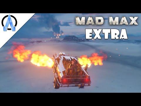 MAD MAX Extra #7 - Limpando a Planície de BaleFire e Pegando o Lança-Chamas Lateral !