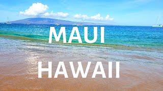 Ka'anapali Beach, Maui, Hawaii