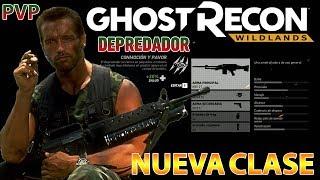 GHOST WAR - NUEVA CLASE DEPREDADOR - CHUTAME LA ADRENALINA!!