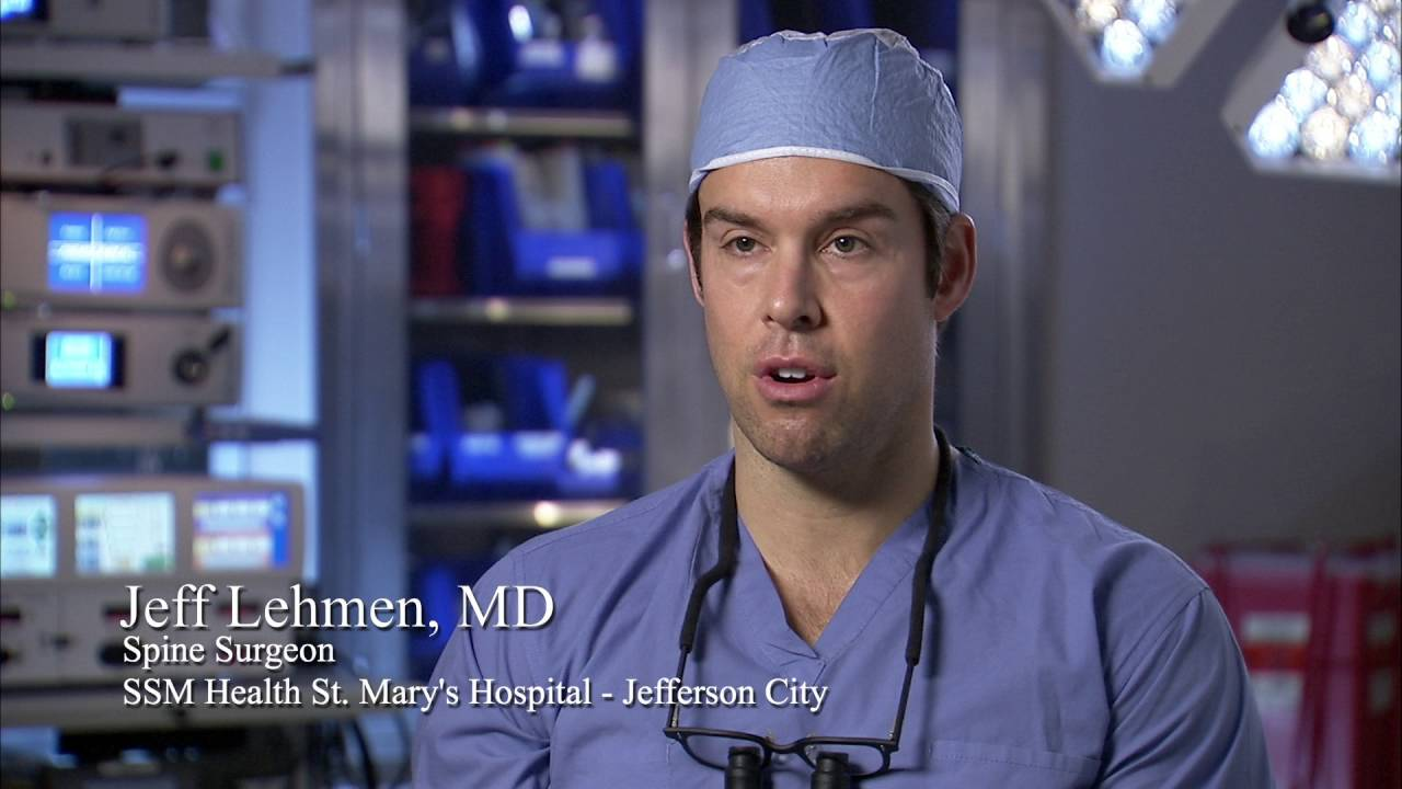 Jeff Lehmen, MD   SSM Health