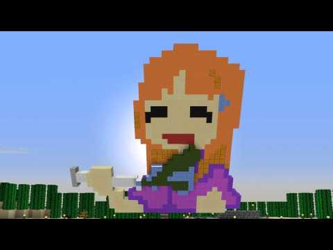 Minecraft: Leekspin