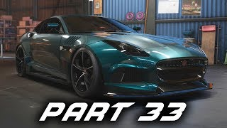 Need for Speed Payback Gameplay Walkthrough Part 33 - BIG UPDATE & JAEGER F-TYPE BUILD