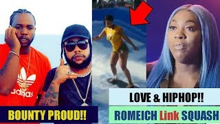 Squash & Teejay | Shenseea SURFING | Spice Back On LOVE & HipHop | Nicki & Stylo G Performing