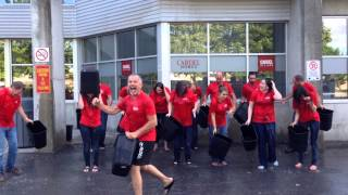 #ALSIceBucketChallenge and Cardel Homes Ottawa
