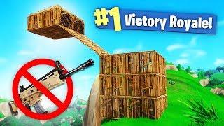 WINNING FORTNITE With NO GUNS!