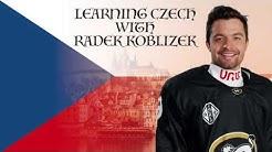 Learning Czech with Radek Koblizek