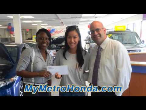 Metro Honda   New And Used Car Options