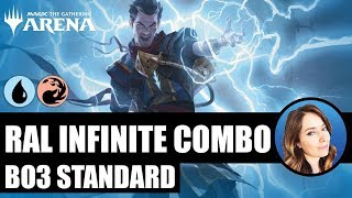 Ral Infinite Combo - Standard Deck | MTG Arena