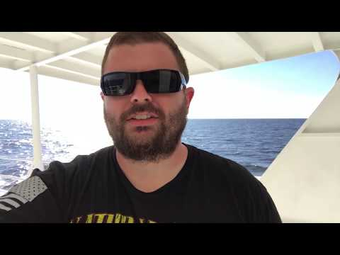 Adventure Out At Sea With Captain Tony