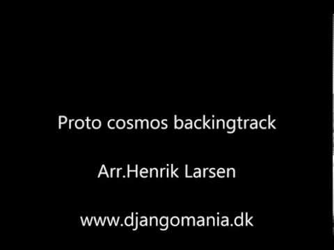 Proto cosmos backingtrack Arr.Henrik Larsen
