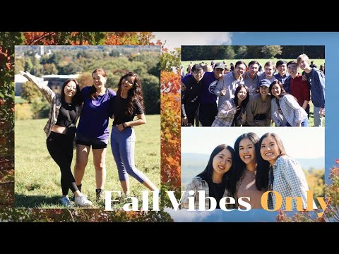 fall vibes only + mountain day vlog | williams college | soapshin