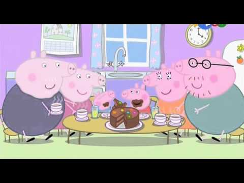 Мультфильм свинка пеппа 3 серия