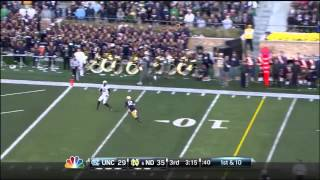 ND LIVE UNC Highlights