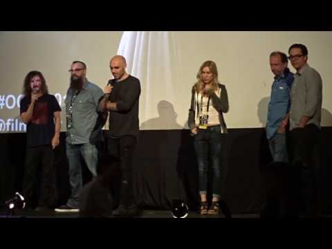 Oak Cliff Film Festival  2017 Q & A with David Lowery and Cr