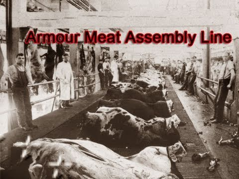 My family started the Armour Meat Company