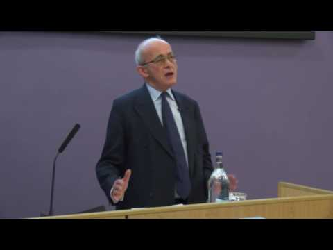 Annual Lecture - Lord Kerr