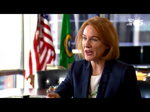 Extended interview with Seattle Mayor Jenny Durkan