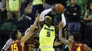 Baylor Basketball (M): Highlights vs. Iowa State