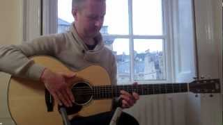 Froggy Bottom Guitars M Deluxe played by Stuart Ryan (SOLD!)