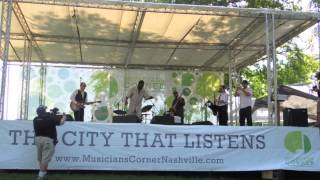 """The Dynamites Feat. Charles Walker - """"Do The Right Thing"""" at Musicians Corner"""