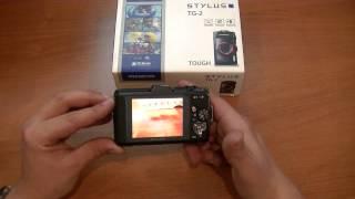 видео Обзор компактной фотокамеры Olympus Tough TG-1 iHS
