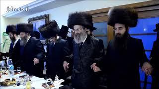 Sheva Brochos Of Sadigerer Rebbe's Son - Shvat 5778