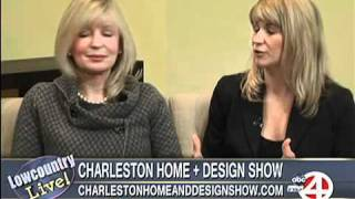 Ethan Allen & The Charleston Home + Design Show 1 23 12