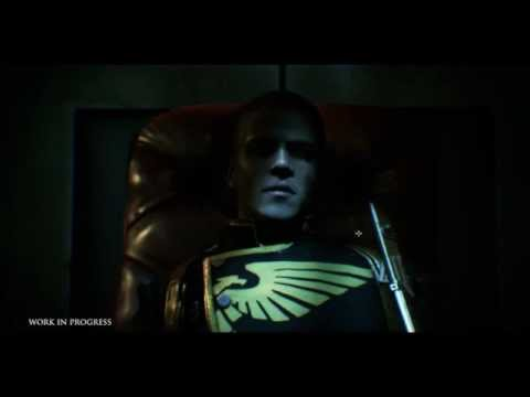 The Lord Inquisitor - First speech and facial test [HD]