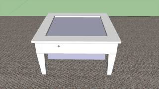 SketchUp 59: Basic Furniture