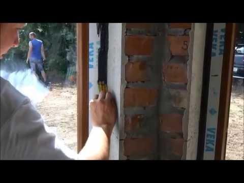 Szczelny montaż okien z powłoką uszczelniającą illbruck SP925
