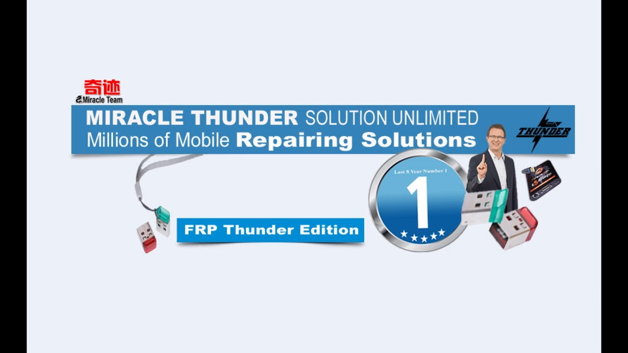 How To Remove FRP Google Account Lock On Mi Phone With Miracle Thunder FRP  Tool