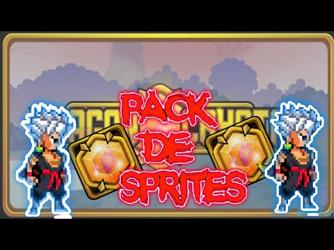 Download Pack De Sprites Do Dragon Crystal Youtube
