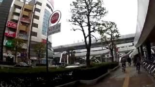 セントラルスウィート大宮桜木町から大宮ファーストプレイスタワーを通って大宮駅西口まで歩いてみた。