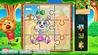 Puzzle Game For Kids | Puzzle Game For Childrens & Toddlers | Fun & Educational Games